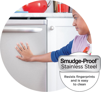 With Their Patented Smudge Proof™ Stainless Steel Finish, Frigidaire  Gallery® And Frigidaire Professional® Stainless Steel Appliances Have A New  Anti Smudge ...