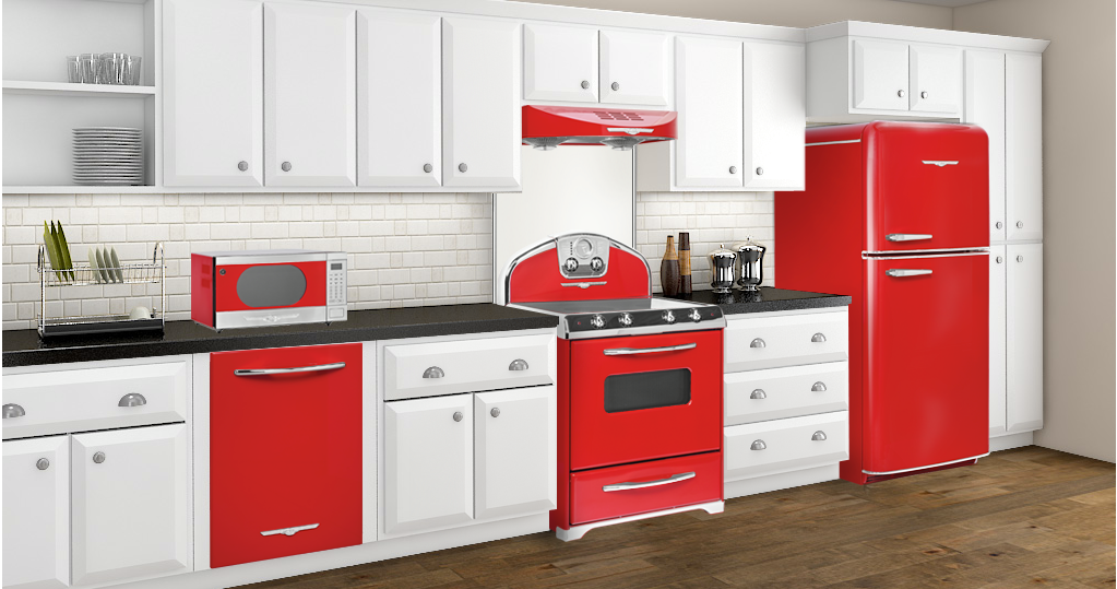 Get Retro with Elmira Stove Works Northstar Appliances | TA ...