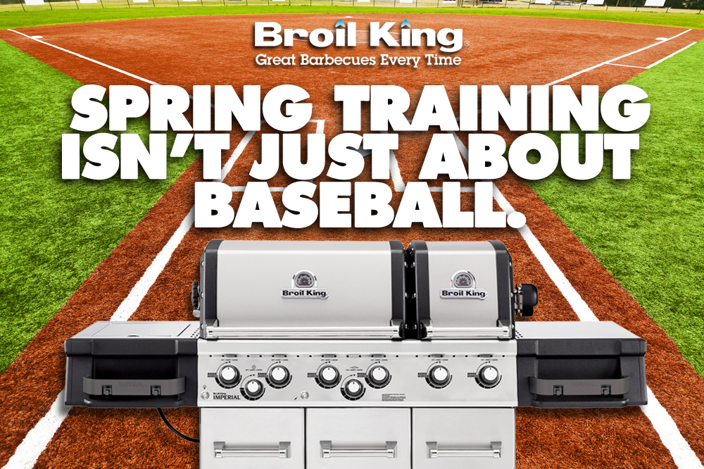 Broil King Spring Cleaning For Your Barbecue Ta