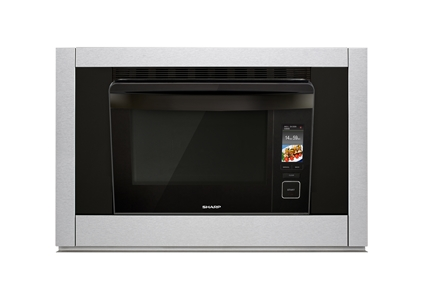 SSC3088AS Steam Oven-Door Opening_1
